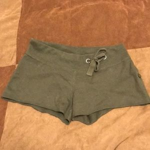 Lucky Brand green cotton shorts size S